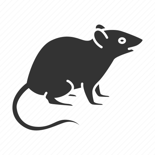 animal, mice, mouse, pest, pet, rat, rodent icon