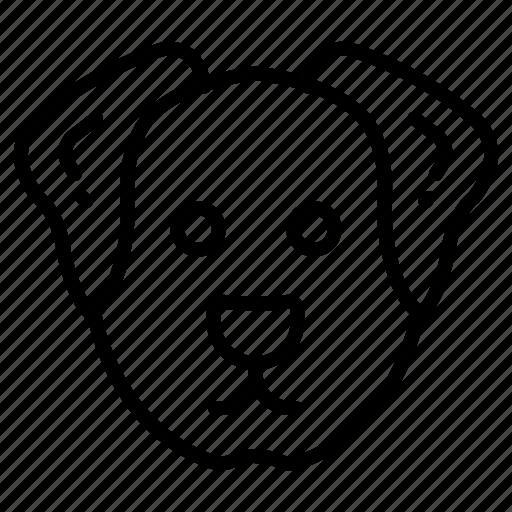 Dog, puppy, pet, animal icon - Download on Iconfinder