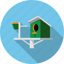 bird, birdhouse, box, construction, home, house icon