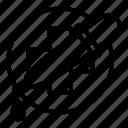 barrow, blind, bottle, car, cross, dropper, eyedropper icon