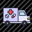 drug, transportation, transport, delivery, truck