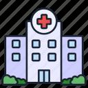 hospital, medical, health, clinic, doctor