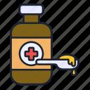liquid, medicine, bottle, medical, health