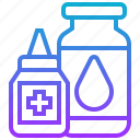 care, drug, health, liquid, medicine, pharmacy icon
