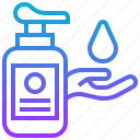 medicine, moisturiser, pharmacy, treatment icon