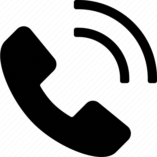 call, landline, message, noise, phone, voice icon