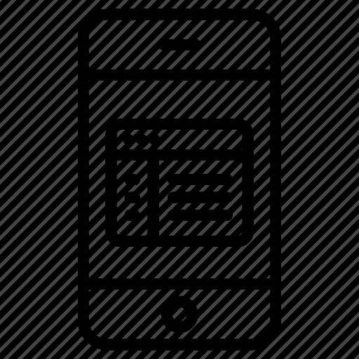 App, application, browser, online, phone, smartphone, web icon - Download on Iconfinder