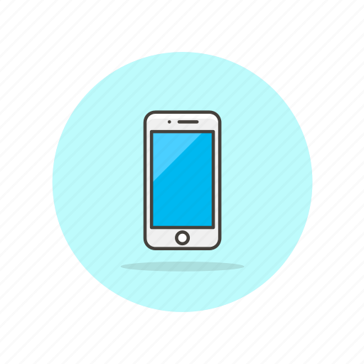 communication, device, electronics, phone, smart, technology icon