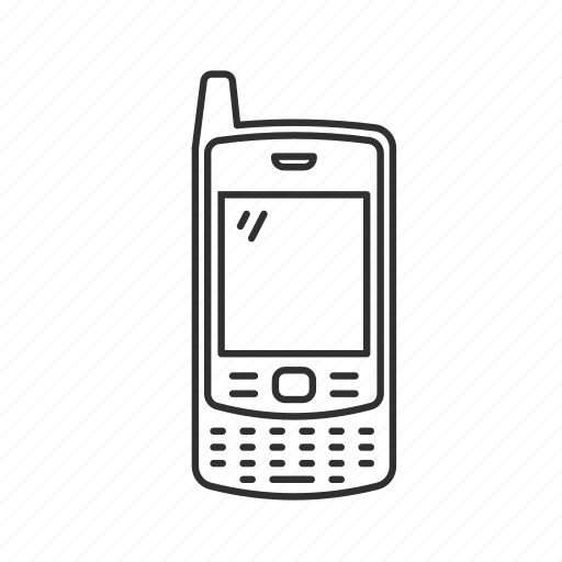 chat, conversation, keypad phones, old phone, phone with antenna, text icon