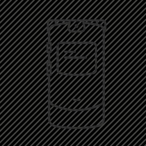 call, flip phone, motorola, old phone, phone, razor phone, text icon