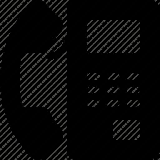 communication, connection, phone, public, telephone icon