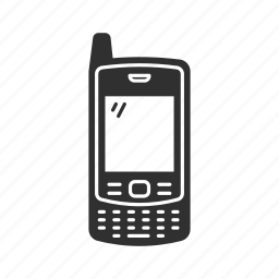 call, cellphone, keypad, keypad phone, message, old cellphone, text icon