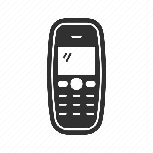 call, cellphone, keypad phone, message, nokia, old phone, text icon