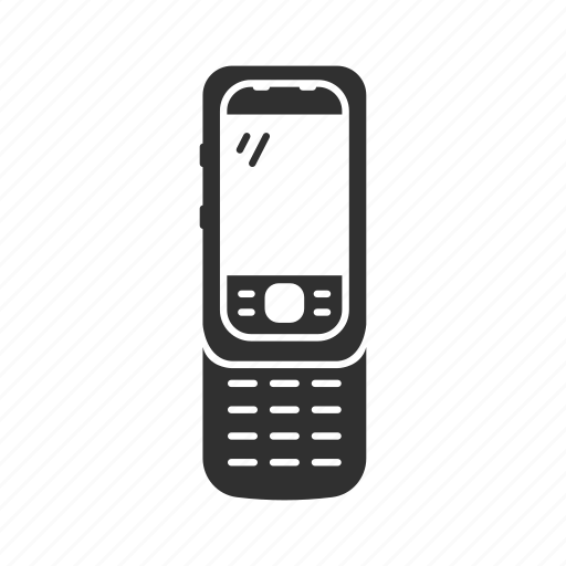 call, cellphone, keypad phone, message, old phone, phone, text icon