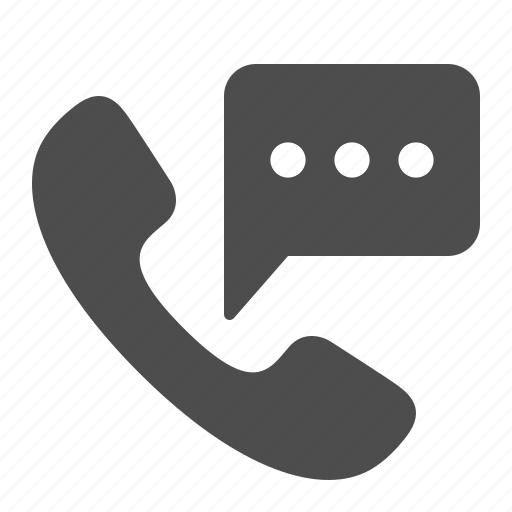 chat, communication, phone, speech bubble, talking, telephone icon