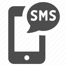 chat bubble, communication, phone, smartphone, sms, speech bubble, telephone icon
