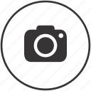 cam, camera, digital, photo, picture, ui icon