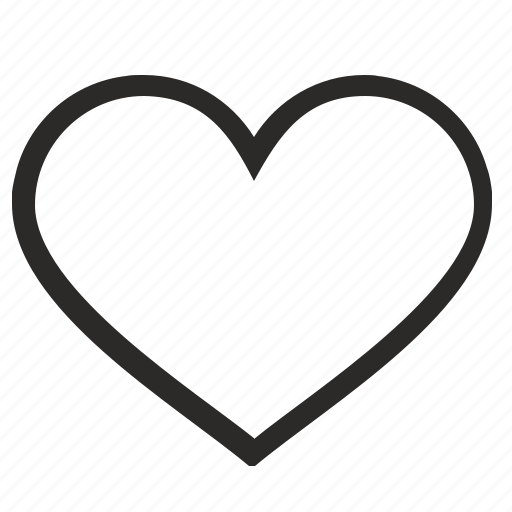 Heart, like, love, romantic, sweet icon - Download on Iconfinder