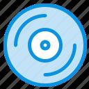 cd, dvd, studio icon