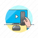 apple, photo, tv, video, remote, stream, watch