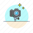 camera, image, media, photo, picture, shot, video icon
