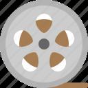 film, movie, multimedia, play, reel