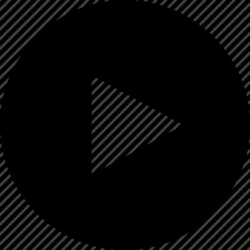 audio, film, logo, music, play, sound, video icon