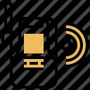 device, equipment, flash, transmitter, wireless icon