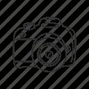 camera, canon, digital, dslr, photograph, photography, prosumer icon