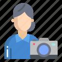 photographar, woman
