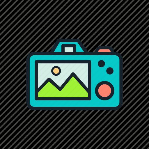 camera, dslr, photo, photography icon