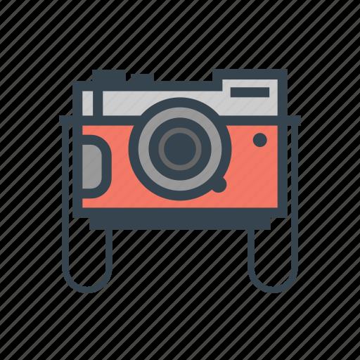 camera, mirrorless, photo icon