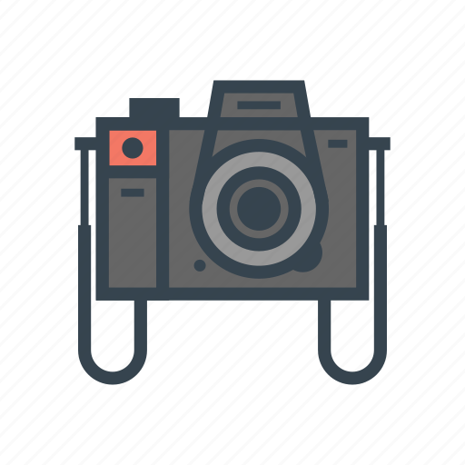 camera, mirrorless, slr icon