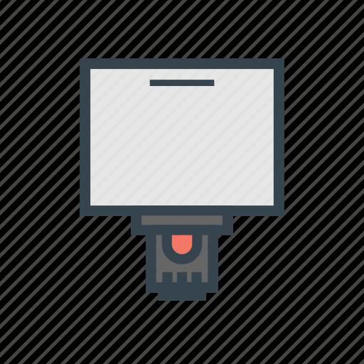 camera, lamp, photography icon