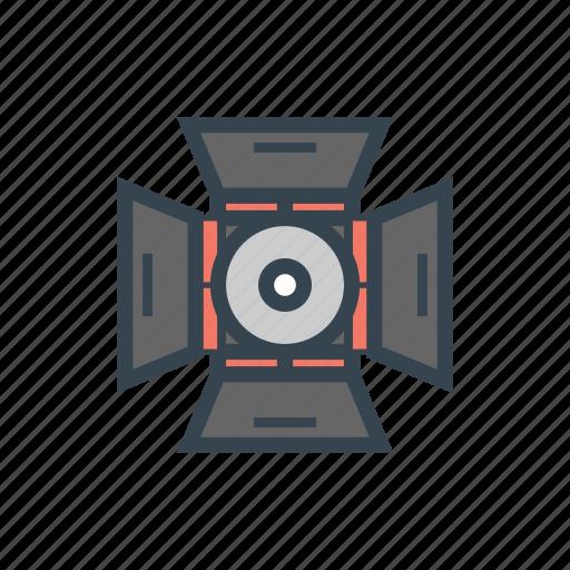 camera, lighting, photo icon