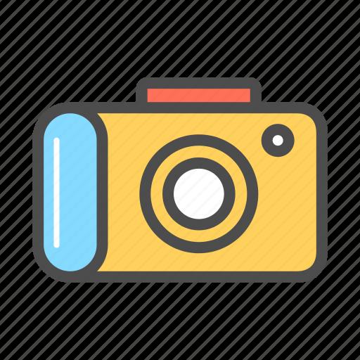 camera, image, photo, photograph, photographer, photography, technology icon