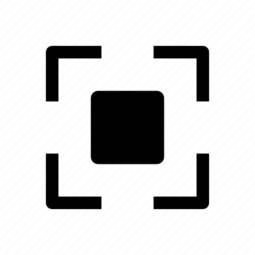 camera, focus, image, photograph, photography, viewfinder icon