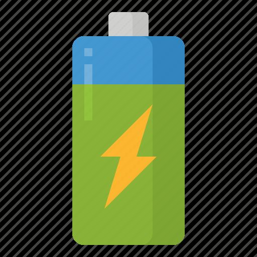 battery, electronics, level, status icon