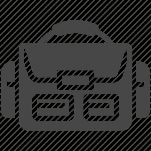 Bag, camera bag, photography icon - Download on Iconfinder
