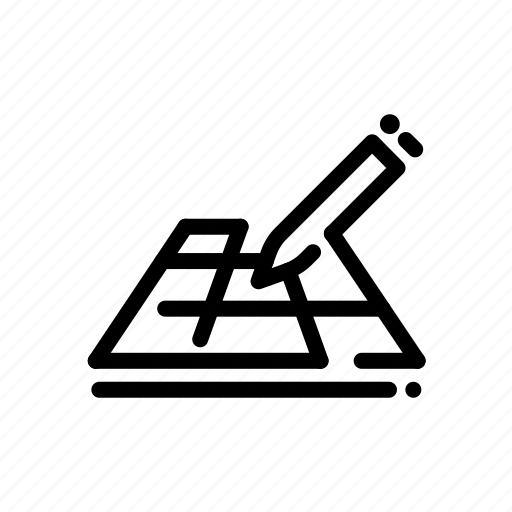 design, draw, graphic, pencil, tools icon