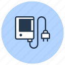 battery, equipment, photo, photography icon