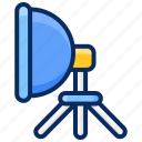 lighting, photographer equipment, photography, professional studio, studio icon