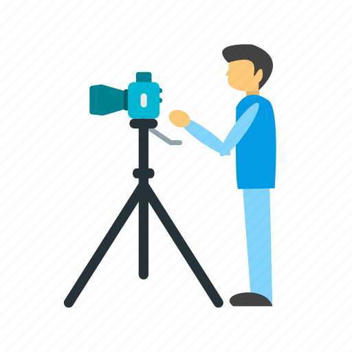 Camera, focus, photo, photographer, photography, professional icon - Download on Iconfinder