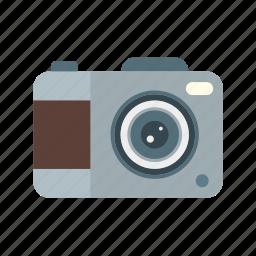 camera, equipment, film, lens, light, studio, video icon