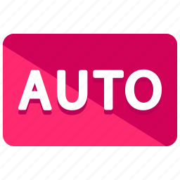 auto, camera, movie, photography, picture, settings, video icon
