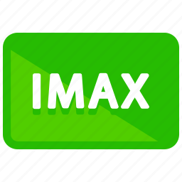 cinema, entertainment, film, imax, movie, screen, video icon