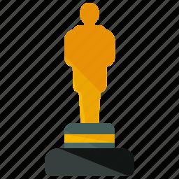 award, film, movie, oscar, photography, prize, winner icon