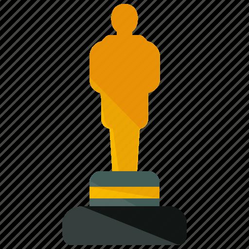 award, film, movie icon