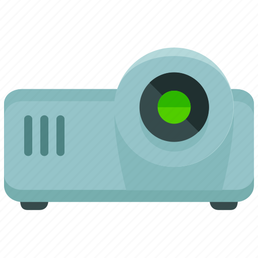 beamer, projector icon