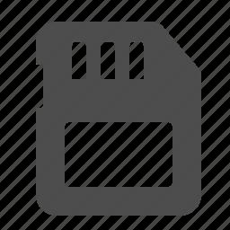 card, memory, memory card, microsd, sd, sd card icon